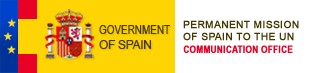 Permanent Mission of Spain to the United Nations Retina Logo