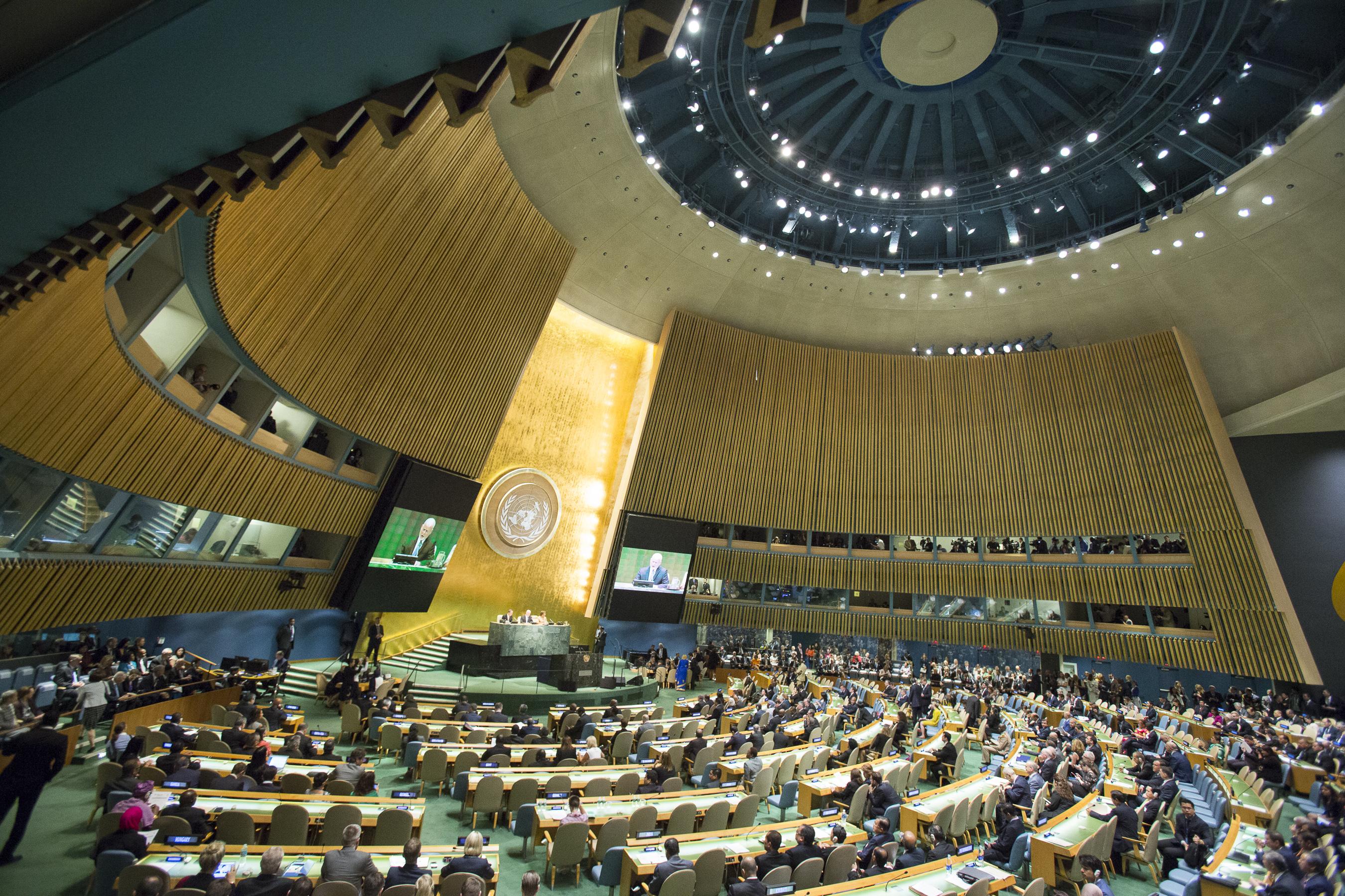 España, elegida para el ECOSOC de Naciones Unidas para 2017
