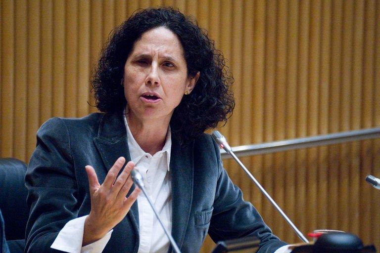 Ana Peláez presenta su candidatura al CEDAW