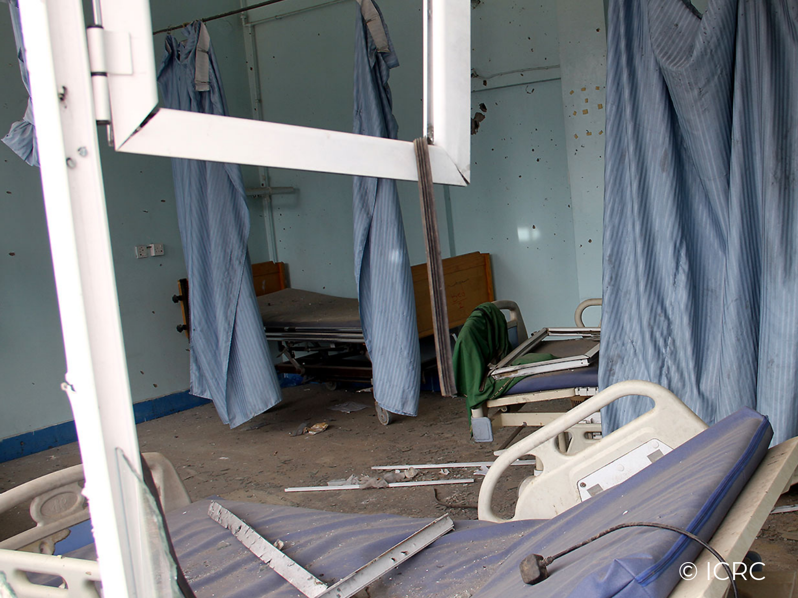 Protecting health care in armed conflict: action towards accountability